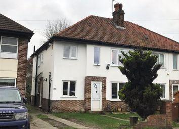 Thumbnail 2 bedroom maisonette for sale in Woodside Lane, Bexley