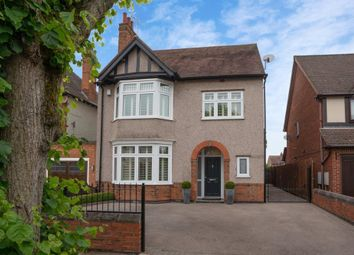 Thumbnail 5 bed detached house for sale in Belvedere Road, Earlsdon, Coventry, Warwickshire