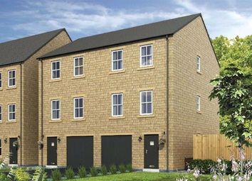 Thumbnail 3 bed semi-detached house for sale in John Walton Close, Glossop