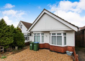 Thumbnail 2 bed bungalow to rent in Lytham Road, Southampton