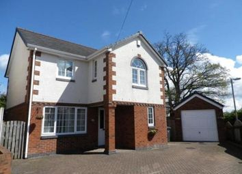 Thumbnail 4 bed detached house for sale in Averley, Cumwhinton Road, Carlisle, Cumbria