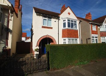 Thumbnail 3 bed detached house for sale in Albert Avenue, Skegness