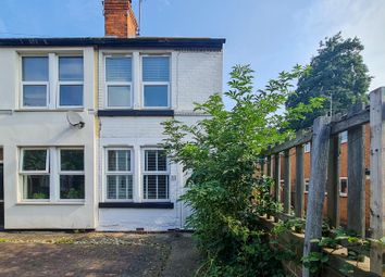 Thumbnail 2 bed end terrace house for sale in Lily Avenue, Netherfield, Nottingham