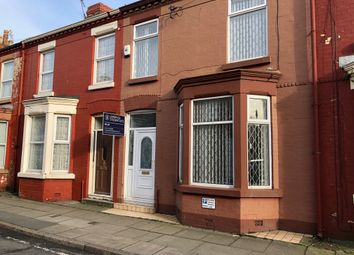 Thumbnail 4 bed end terrace house to rent in Cretan Road, Wavertree
