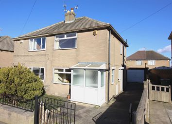 Thumbnail 2 bed semi-detached house for sale in Lulworth Crescent, Whitkirk, Leeds