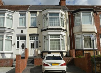 Thumbnail 3 bedroom terraced house for sale in Lothian Road, Middlesbrough, North Yorkshire