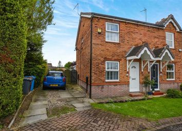 Thumbnail 2 bed semi-detached house for sale in Higham Close, Howdale Road, Hull