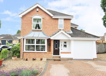 Thumbnail 4 bed detached house for sale in Wellington Close, Watford