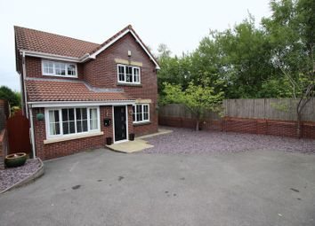 Thumbnail 4 bed detached house for sale in Sapphire Drive, Milton, Stoke-On-Trent