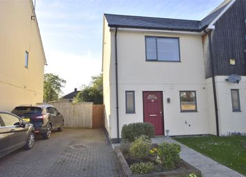 Thumbnail 3 bed end terrace house for sale in Ash Tree Mews, Cheltenham