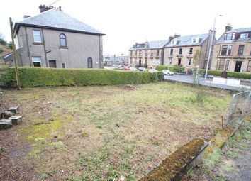 Thumbnail Land for sale in Eldon Street, Greenock, Inverclyde