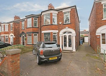Thumbnail 3 bed semi-detached house for sale in Hall Road, Hull