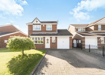 Thumbnail 3 bed detached house for sale in Jaywood Close, Hartlepool