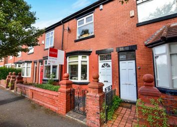 Thumbnail 2 bed terraced house for sale in Higson Avenue, Chorlton, Manchester, Greater Manchester