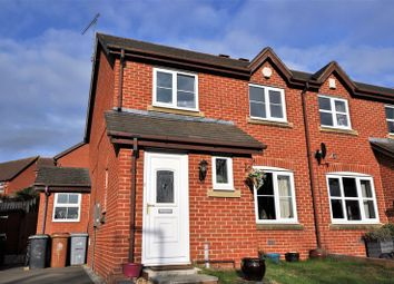 Thumbnail 3 bed terraced house for sale in Needham Drive, Holmes Chapel, Crewe
