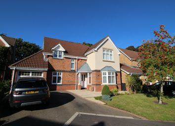 Thumbnail 4 bed detached house for sale in Blackett Close, Ivybridge