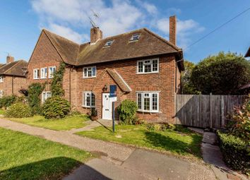 Thumbnail 4 bed semi-detached house for sale in Hamstead Meadow, Chidham, Chichester