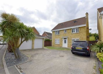 Thumbnail 5 bed detached house for sale in Magnolia Close, Canvey Island, Essex