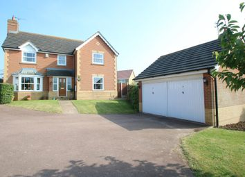 Thumbnail 4 bed detached house for sale in Durham Way, Rayleigh