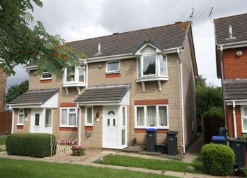 Thumbnail 3 bed semi-detached house to rent in Kingfisher Drive, Durrington, Salisbury