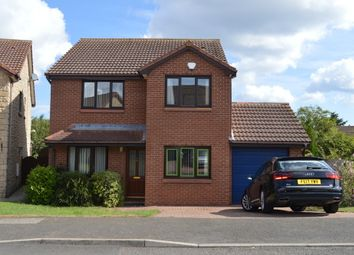 Thumbnail 4 bed detached house for sale in Goldstone, Tweedmouth, Berwick-Upon-Tweed, Northumberland