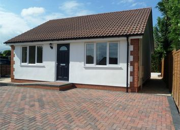 Thumbnail 2 bed detached bungalow to rent in Laburnum Way, Bulwark, Chepstow, Monmouthshire