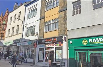 Thumbnail Retail premises for sale in 79, Newborough, Scarborough, North Yorkshire