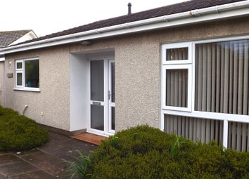 Thumbnail 3 bed detached bungalow to rent in Lon Conwy, Benllech, Ynys Mon