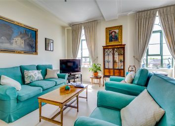 Richard Burbidge Mansions, 1 Brasenose Drive, London SW13. 2 bed flat for sale