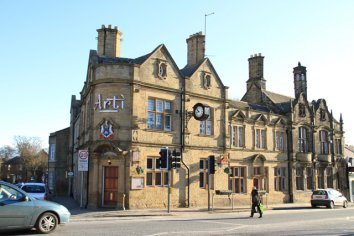 1 Bedrooms Flat to rent in The Old Police Station, Harrogate Road, Chapel Allerton LS7