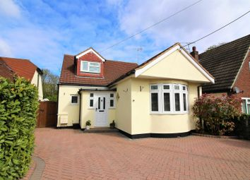 Thumbnail 4 bed detached house for sale in Thundersley Park Road, Benfleet