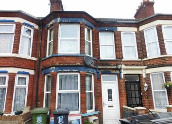 Thumbnail 3 bedroom terraced house for sale in Frederick Road, Great Yarmouth