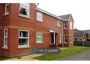 Thumbnail 2 bedroom flat to rent in Crow Lane West, Newton-Le-Willows