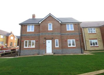 Thumbnail 4 bed detached house for sale in Ermin Street, Blunsdon, Swindon
