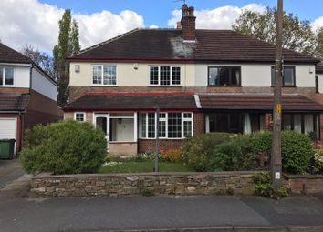 Thumbnail 3 bedroom semi-detached house to rent in Daylesford Road, Cheadle