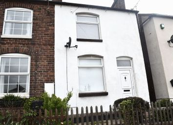 Thumbnail Terraced house to rent in Burton Road, Overseal, Swadlincote