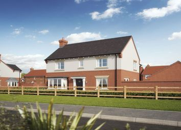 Thumbnail 4 bed detached house for sale in Newfield Rise New Street, Measham, Swadlincote