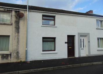 Thumbnail 2 bed property for sale in Long Row, Llanelli, Carmarthenshire.