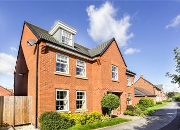 Thumbnail 5 bed detached house for sale in Shepherds Walk, Honeybourne, Evesham, Worcestershire
