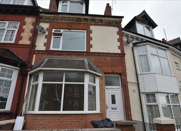 Thumbnail 5 bed terraced house to rent in St. Peters Road, Leicester