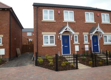 Thumbnail 3 bed semi-detached house to rent in Nailers Way, Belper