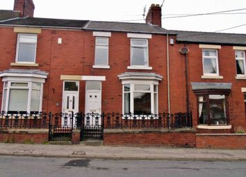 Thumbnail 3 bed terraced house for sale in Tennyson Terrace, Crook