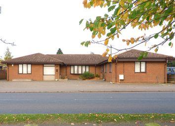 Thumbnail 6 bed detached bungalow for sale in Potton Road, Everton