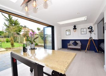 Thumbnail 4 bed bungalow for sale in Percy Avenue, Kingsgate, Broadstairs, Kent
