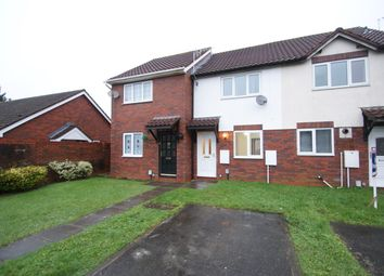 Thumbnail 2 bed terraced house for sale in Clos Tygwyn, Gowerton, Swansea