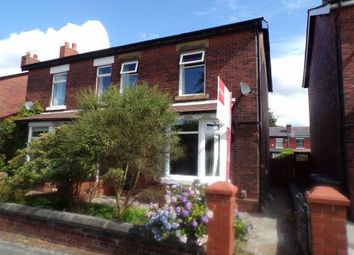 Thumbnail 3 bed semi-detached house for sale in Hamilton Road, Chorley, Lancashire
