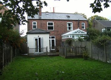 Thumbnail 3 bed semi-detached house to rent in Aberford Road, Wakefield