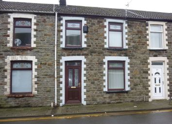 Thumbnail 3 bed terraced house to rent in River Terrace, Porth