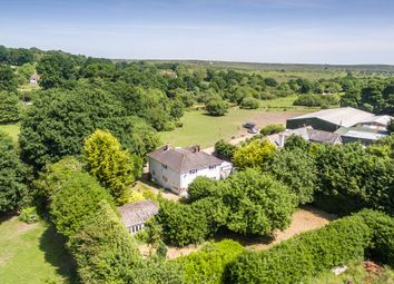 Thumbnail 5 bed detached house for sale in Ogdens, New Forest, Hampshire
