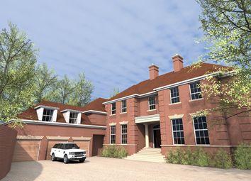 Thumbnail 5 bedroom detached house for sale in Martello Road, Branksome Park, Poole, Dorset